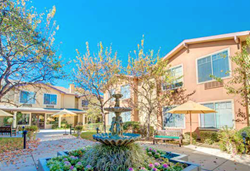 Cypress Place Senior Living Buidling