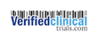 Verified Clinical Trials global research subject registry to prevent duplicate subjects.