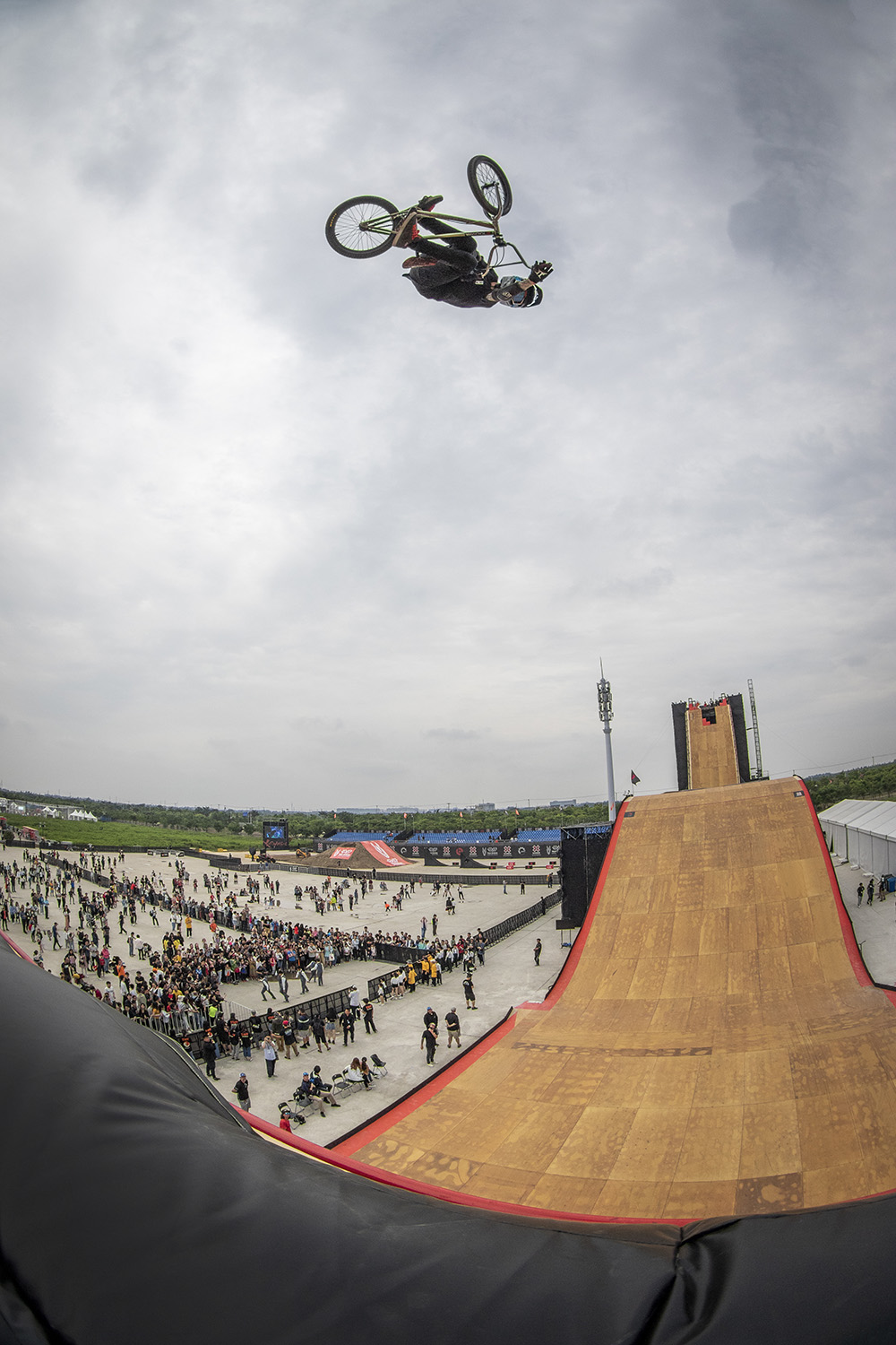 Monster Energy's James Foster Takes Bronze in BMX Big Air at X Games