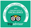 Lajollacooks4u Awarded TripAdvisor's Hall of Fame Distinction
