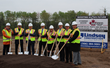 Sod-turning ceremony for Wabash Canada & GoRight® new Moncton, NB location