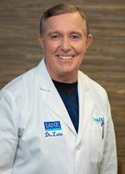 Dr. William Lane, oral surgeon of Lane Oral Surgery, in Plymouth, MA
