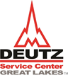 DEUTZ Power Center Great Lakes Logo