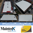 Tampa-Based MaintenX Celebrated National Roofing Week