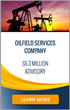 US Capital Global Advises on $5.3Million Financing for Oilfield Services Company