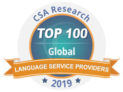 Ubiqus is One of the World's Top Language Services Providers of 2019