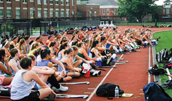 Eastern Field Hockey Camp at Millersville University in Millersville, Pennsylvania