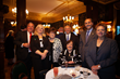 Dr. William and Mrs. Andrea Caccese, Nancy DiFiore Quinn, F. Anthony Naccarato, Robert Ferrito, Mary Naccarato, Carolyn Reres (seated)
