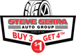 Buy Three Tires, Get the Fourth for Just $1 at Serra Mazda