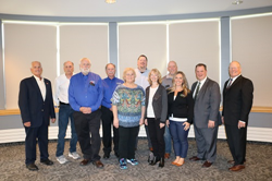 The Ideal CU Board of Directors has elected new officers. Peter S. Olsen was named Chairman of the Board, Robert E. Vance Jr., was elected Vice Chair, and Lisa M. Liddell will serve as Secretary.