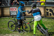 Monster Army's Matthew Sterling Takes First and Monster Energy's Mitch Ropelato Takes Second in Dual Slalom at Crankworx in Innsbruck, Austria