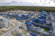 PENETRON Admixture Resists Siberian Cold at Gas Processing Plant