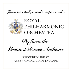 Royal Philharmonic Orchestra Perform The Greatest Dance Anthems