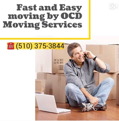 OCD Moving Services Bay Area