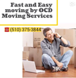 OCD Moving Services Named to Top 15 List of Best Oakland Movers by Experties.com