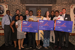 2019 NFTE Baltimore Metro Youth Entrepreneurship Challenge - Student Winners and Judges