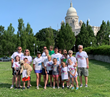 Cognizant For A Cure For Celiac Team Kicking Off Providence Walk on June 22, 2018