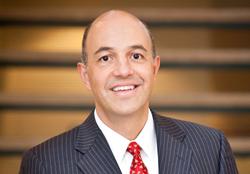 Alexander Triantis, dean of the Johns Hopkins Carey Business School