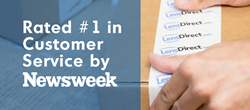 LensDirect.com Rated #1 in Customer Service by Newsweek