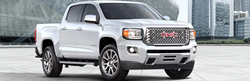 White 2019 GMC Canyon