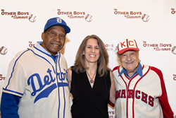 Negro League baseball players join filmmaker at NYC premiere of The Other Boys of Summer