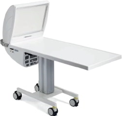 SteriStay – Portable, Ultraclean Airflow Protective Surgical Instrument Table