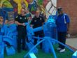 Celebrating individuals positively impacting the lives of children - Reverend John H. Powell Named the Imagination Playground 2019 Summer Block Champion