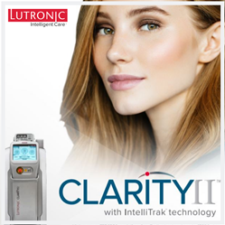 The innovative design includes a single fiber for all spot sizes (2-24mm), intuitive user interface, and no need for calibration after parameter changes.  The Clarity II platform can save time during a procedure by facilitating faster, more effective treatments.