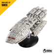 The Battlestar Pegasus – from the Battlestar Galactica: The Official Ships Collection