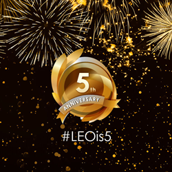 LEO Learning Celebrates 5th year of Innovative Digital Learning