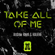 "ANDREW RAYEL & HALIENE, ""Take All Of Me"" - song art"