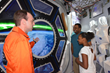 The Next Generation of Space Explorers Learns How to Follow in Neil Armstrong's Footsteps at The Children's Museum of Indianapolis