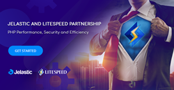 jelastic and litespeed partnership