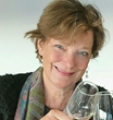 Wine educator and certified wine specialist Melanie Webber, DipWSET/FWS