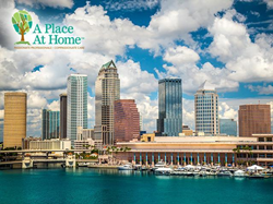 NEW FRANCHISE OPPORTUNITY IN TAMPA BAY AREA A Place at Home™, headquartered in Omaha, NE, is looking to establish roots in the Tampa Bay Area.
