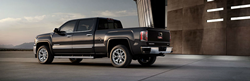 2018 GMC Sierra 1500 exterior rear quarter view
