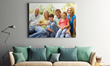 Decorate your home with a family reunion canvas
