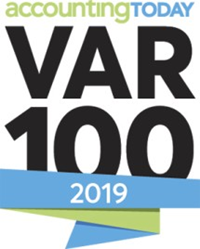 AcctTwo Makes the Accounting Today 2019 VAR 100
