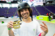 Monster Energy's Mike Varga Takes Gold in Dave Mirra's BMX Park Best Trick at X Games Minneapolis 2019