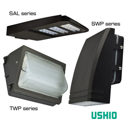 USHIO 4000K Architectural Lighting LED Fixtures
