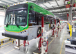 Stertil-Koni Mobile Column Lifts support the BYD manufacturing process