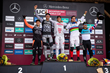 Monster Energy's Amaury Pierron Takes First and Troy Brosnan and Danny Hart land in Fourth and Fifth Place at the UCI Mountain Bike Downhill  World Cup in Lenzerheide, Switzerland