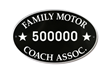 FMCA RV Club Reaches Membership Milestone, Assigns Membership 500,000