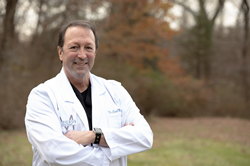 Dr. Carl Medgaus, Dentist at Medgaus Dental Group, with Offices in Pittsburgh and Monroeville, PA