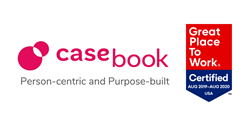 Casebook PBC is Great Place to Work Certified