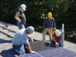 Solar Panel Installation Workshop Offers Real World Training