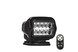 Stryker ST Series of remote-control LED and halogen searchlights, Stryker ST remote-control LED searchlight, Stryker ST remote-control searchlight