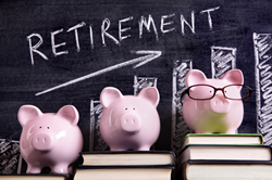 retirement planning with a financial advisor