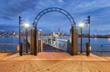McLaren's work in the Garden State includes the Weehawken Recreation Pier. The firm has also worked to improve over 300 miles of coastline in the Port of New York and New Jersey.