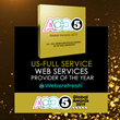 ACQ Global Awards 2019 Full-Service Web Services Provider of the Year - Websrefresh